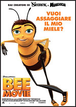 Locandina del film Bee Movie