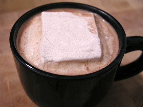 homemade marshmallows by robayre.