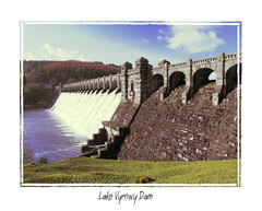Lake Vyrnwy Dam (Phil @ Delfryn Design) Tags: wales liverpool dam lakevyrnwy superbmasterpiece