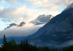 Cloud flow (Minkum) Tags: canada mountains clouds magic loveit magicmoments breathtaking canadianrockies naturesfinest blueribbonwinner supershot 1mill golddragon columbiaicefieldsparkway platinumphoto impressedbeauty aplusphoto ysplix theunforgettablepictures theperfectphotographer llovemypic