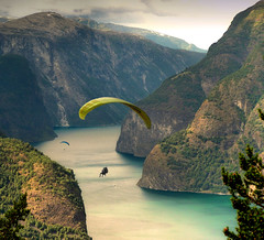 Paragliding along the Aurlandfjords (Bn) Tags: norway iceage bravo searchthebest topf300 glacier loveit ridge valley paragliding soaring topf150 topf100 500faves soe topf200 breathtaking fjords steep aurland sealevel airlift seawater topf400 themoulinrouge topf500 gleitschirmfliegen littlestories topf700 topf600 aurlandsfjorden topf1000 supershot 100faves tandemflight topf800 200faves topf900 terrascania abigfave 300faves 1000faves platinumphoto anawesomeshot impressedbeauty aplusphoto 400faves firsttheearth 600faves wowiekazowie tandemparagliding theunforgettablepictures 900faves 700faves betterthangood theperfectphotographer theroadtoheaven thegoldendreams 800faves worldwidelandscapes exploreheaven picswithsoul avision 200kminlandnorway bookingsareessential stunningfjordscape wenorway aurlandsfjords dare2go paraglidingtogether earthmarvels50earthfaves vision100
