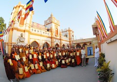 Highlights of the Annual Tipitaka Recitation Buddha Gaya 2008
