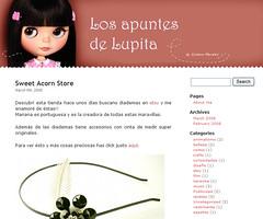 Los apuntes de Lupita - feature!