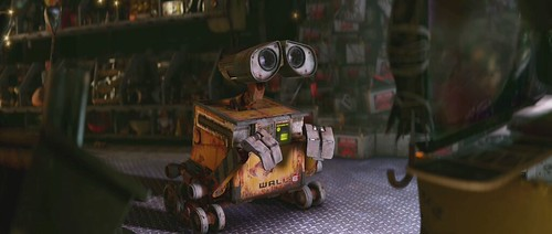 Wall-E Trailer Screenshot