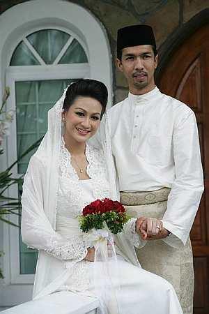 dynaz kahwin