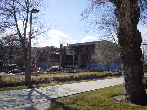 Dean Hall construction 002