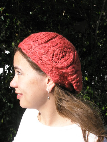 Beret Side View