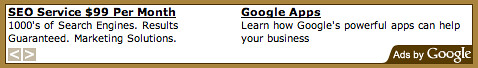 Google AdSense Ads Scrolling Now Default?