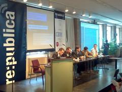 re:publica 08: Wenn Politiker ins Netz sprechen