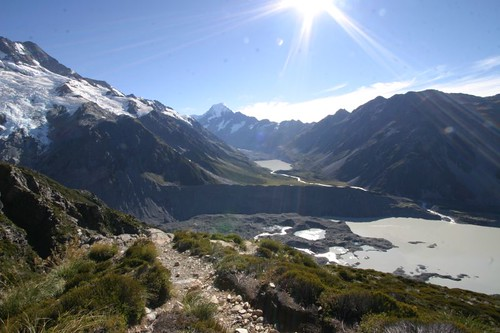 Mt. Cook N.P in all its glory...
