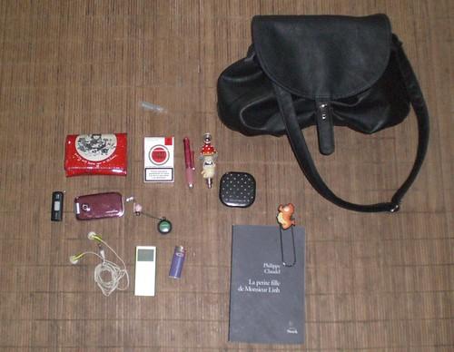 Sara's bag