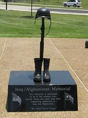 Iraq / Afghanistan Memorial