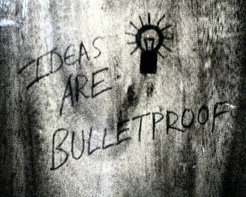 Ideas r Bulletproof by ieshraq