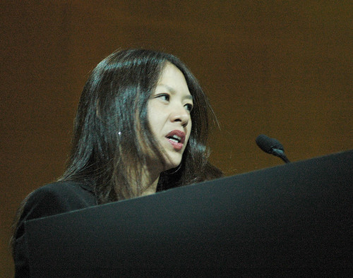 Amy Chua speaks at NAFSA 2008 Conference