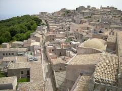 Erice vista da Torre Campanaria (Leandro's World Tour) Tags: sicilia erice