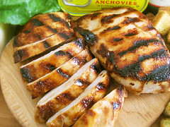 Grilled Chicken for fat burning