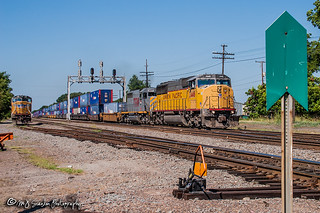 UP 2448 | EMD SD60M | UP Hoxie Subdivision
