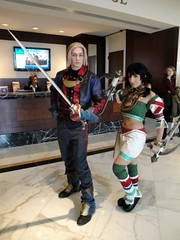 Raphael & Talim (Wrath of Con Pics) Tags: magfest magfest2017 cosplay soulcalibur talim raphael