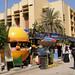 Juice Stand at Ain Shams Univ. - Egypt Study Abroad