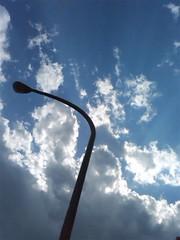 【写真】初夏の雲