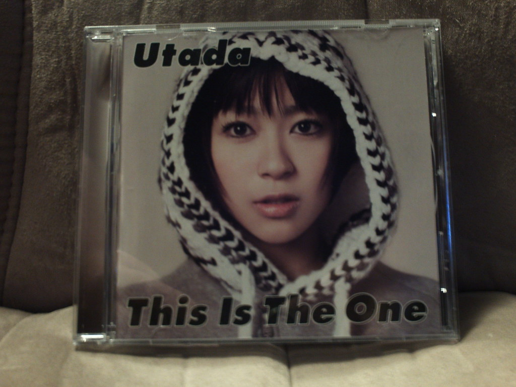 Utada's newest album