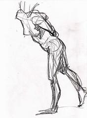 Art Beat 2009 Life Drawing 1