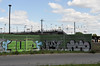 (Laser Burners) Tags: berlin kreuzberg germany graffiti just 1up friedrichshain warschauerstrasse trackside citynoise ryc reclaimyourcity