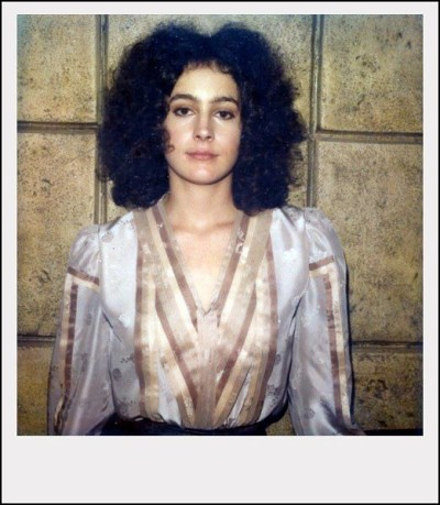 Sean Young Polaroids from Bladeruner