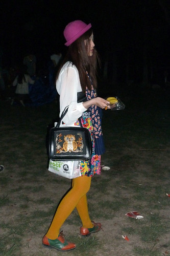 Midi Music Festival Girl