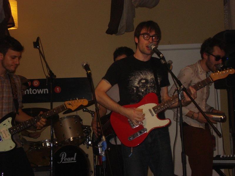 Mason Proper @ Indaba Music Loft