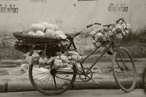 Street fruits