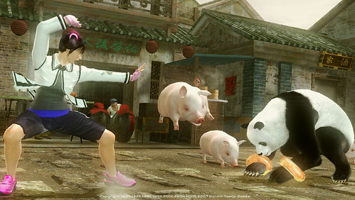 Tekken 6 ~ Panda 2