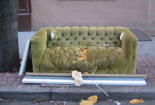 Havemeyer Street Couch