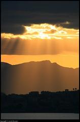 Cagliari (CarloAlessioCozzolino) Tags: sardegna sunset sky sun clouds tramonto nuvole sardinia cielo sole cagliari blueribbonwinner welltaken lifebeautiful diamondclassphotographer flickrdiamond psicoflickr effettogesugristu