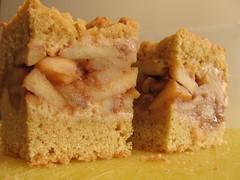 Apple Kamut Cake