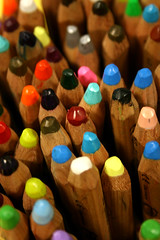 (Emile!) Tags: wood london pencils canon happy eos colours classroom drawing reception emile colourartaward artlegacy coloursplosion