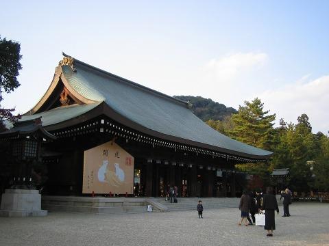 橿原神宮(2007大絵馬)