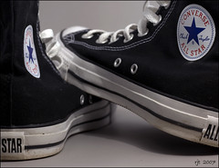Converse (rjt208) Tags: uk greatbritain england fashion basketball canon eos star shoes all boots britain sneakers trainers footware footwear converse laces 400d abigfave anawesomeshot rjt rjt208 artsyfartsyfeet