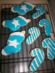 Cookies for a Dallas Fan
