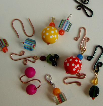 crochet stitch marker