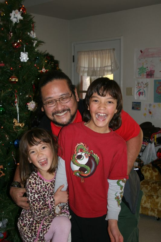Uncle Glen, Toran & Aurelia