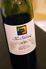 2005 Paul Valmer California Merlot (Whole Foods 365)