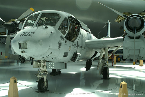 Airplane picture - Grumman OV-1 Mohawk