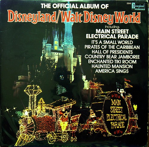 Official Album of Disneyland and Walt Disney World 1980