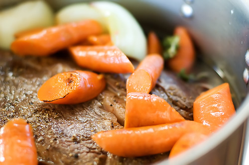 pioneer woman pot roast