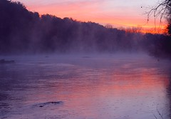 Mystic River (ThijsFr) Tags: fog sunrise river michigan soe naturesfinest blueribbonwinner 25faves golddragon anawesomeshot colorphotoaward aplusphoto 25fave colourphotoaward diamondclassphotographer colourartaward platinumheartaward artlegacy theperfectphotographer dragongold