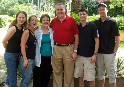 With the single missionaries-Dana, Katie, Elliot and Greg