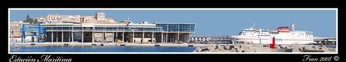 Panorámica nueva Estación Marítima