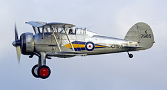 Flying Gloster Gladiator (f0rbe5) Tags: china ireland england portugal norway museum plane finland airplane southafrica 1930s cool fighter belgium sweden aircraft air iraq wwii navy egypt bedfordshire machine malta 100v10f aeroplane latvia greece worldwarii airforce shuttleworth lithuania raf biplane airfield gladiator aerodrome rn secondworldwar gloster biggleswade royalnavy fleetairarm royalairforce shuttleworthcollection winterwar oldwarden glostergladiator halfar ss37 seagladiator freefrance biplanefighter enclosedcockpit halfarfighterflight