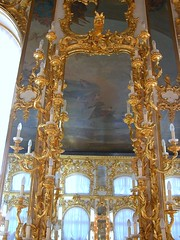 Grand Ballroom (smacss) Tags: windows white stpetersburg gold russia mirrors grand palace catherine ballroom catherinespalace candelabras